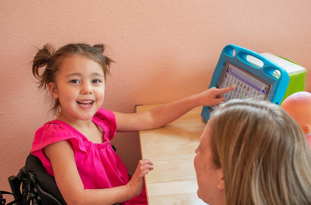 Pediatric Speech Therapy in Dallas