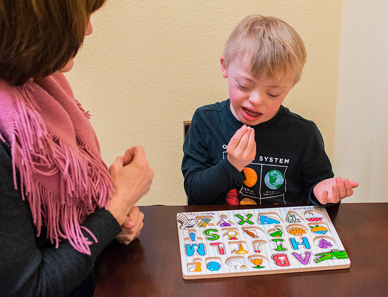 Pediatric Speech Therapy in Dallas/Fort Worth